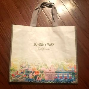 Johnny Was Recycled tote bag